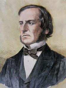 George Boole Bild: Wikimedia, Public Domain